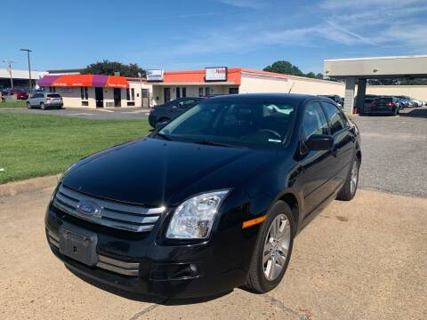2007 Ford Fusion for sale at VENTURE MOTOR SPORTS in Virginia Beach VA