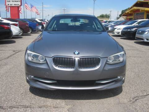 2011 BMW 3 Series for sale at T & D Motor Company in Bethany OK