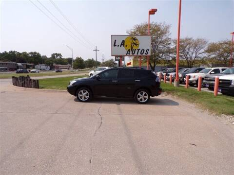 2008 Lexus RX 400h for sale at L A AUTOS in Omaha NE