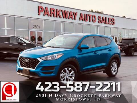 2019 Hyundai Tucson for sale at Parkway Auto Sales, Inc. in Morristown TN