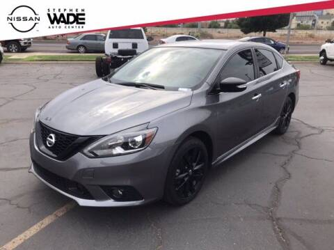 2018 Nissan Sentra for sale at Stephen Wade Pre-Owned Supercenter in Saint George UT
