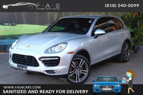 2011 Porsche Cayenne for sale at Best Car Buy in Glendale CA