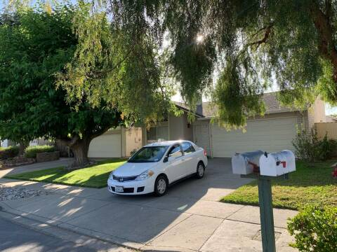 2010 Nissan Versa for sale at Blue Eagle Motors in Fremont CA
