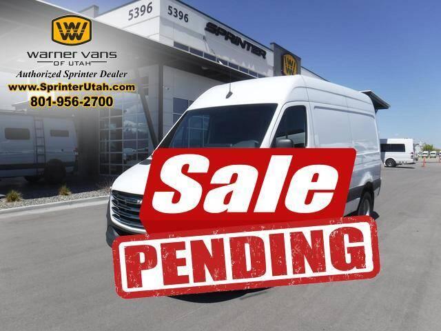 2019 Freightliner Sprinter Cargo 3500