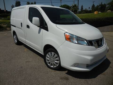 2015 Nissan NV200 for sale at ARAX AUTO SALES in Tujunga CA