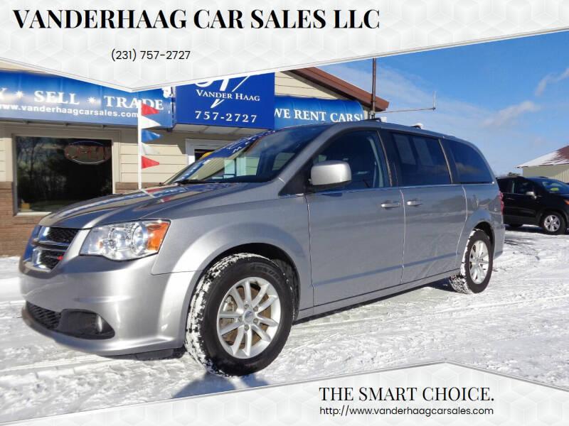2019 Dodge Grand Caravan for sale at VanderHaag Car Sales LLC in Scottville MI