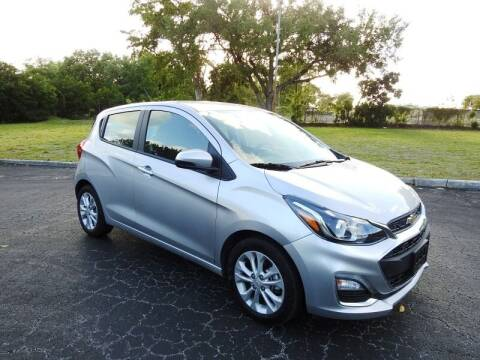 2020 Chevrolet Spark for sale at SUPER DEAL MOTORS 441 in Hollywood FL