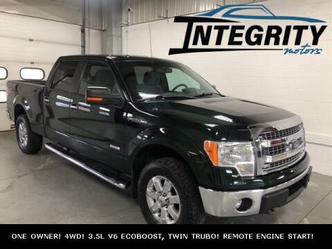 2013 Ford F-150 for sale at Integrity Motors, Inc. in Fond Du Lac WI