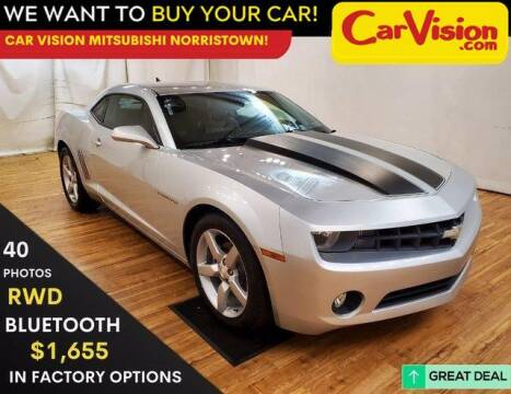 2010 Chevrolet Camaro for sale at Car Vision Mitsubishi Norristown in Trooper PA