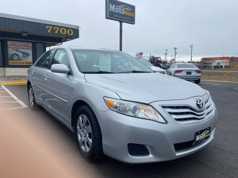 2010 Toyota Camry for sale at MotoMaxx in Spring Lake Park MN