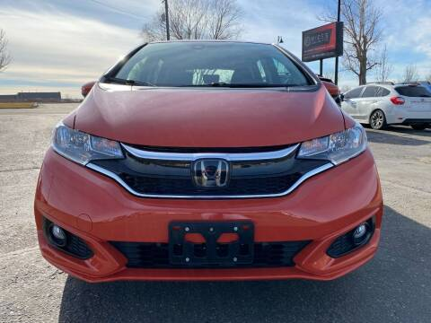 2019 Honda Fit for sale at Rides Unlimited in Nampa ID