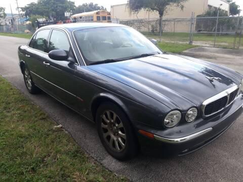 2004 Jaguar XJ-Series for sale at LAND & SEA BROKERS INC in Deerfield FL