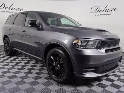 2018 Dodge Durango for sale at DeluxeNJ.com in Linden NJ