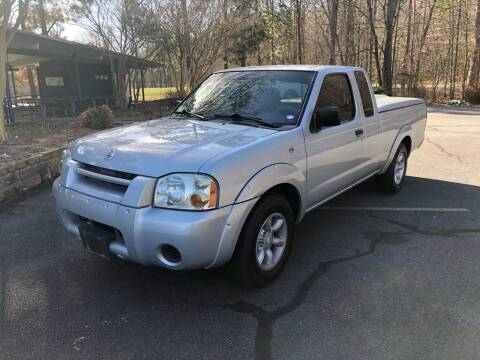 2003 Nissan Frontier for sale at Village Wholesale in Hot Springs Village AR
