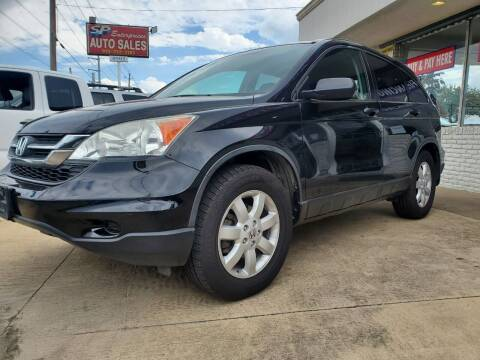 2011 Honda CR-V for sale at SP Enterprise Autos in Garland TX