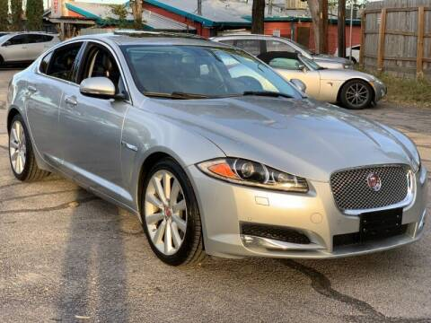 2014 Jaguar XF for sale at AWESOME CARS LLC in Austin TX
