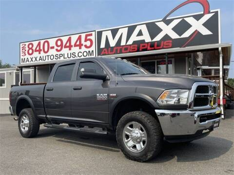2017 RAM Ram Pickup 2500 for sale at Maxx Autos Plus in Puyallup WA