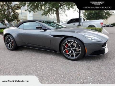 2019 Aston Martin DB11 for sale at Orlando Infiniti in Orlando FL
