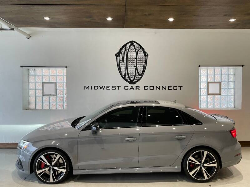 2018 Audi RS 3 for sale at Midwest Car Connect in Villa Park IL