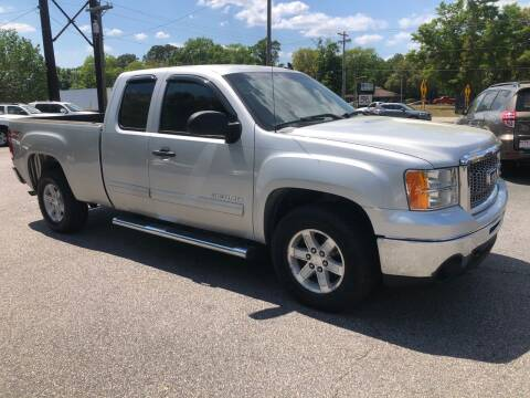 2011 GMC Sierra 1500 for sale at Auto Cars in Murrells Inlet SC