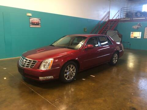2008 Cadillac DTS for sale at Unique Sport and Imports in Sarasota FL