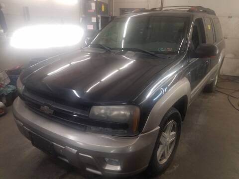 2003 Chevrolet TrailBlazer for sale at Credit Connection Auto Sales Inc. CARLISLE in Carlisle PA