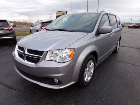 2019 Dodge Grand Caravan for sale at Westpark Auto in Lagrange IN