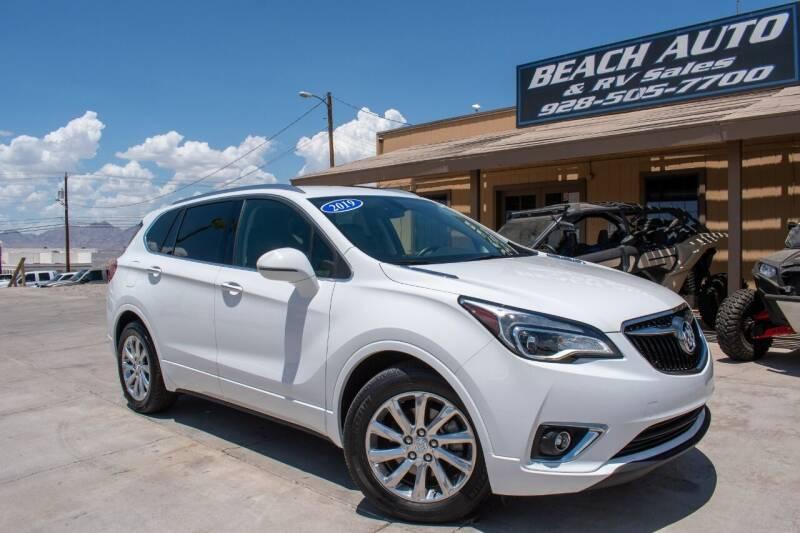 2019 Buick Envision for sale at Beach Auto and RV Sales in Lake Havasu City AZ