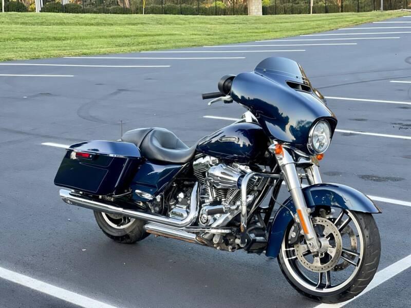 2014 Harley-Davidson FLHX Street Glide for sale at Sebar Inc. in Greensboro NC