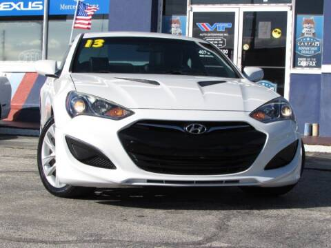 2013 Hyundai Genesis Coupe for sale at VIP AUTO ENTERPRISE INC. in Orlando FL
