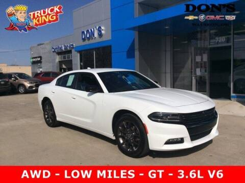 2018 Dodge Charger for sale at DON'S CHEVY, BUICK-GMC & CADILLAC in Wauseon OH
