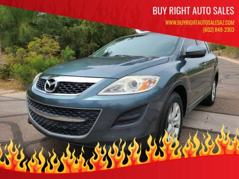 2012 Mazda CX-9 for sale at BUY RIGHT AUTO SALES in Phoenix AZ