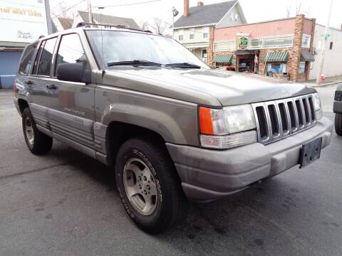 1998 Jeep Grand Cherokee for sale at Best Choice Auto Sales Inc in New Bedford MA