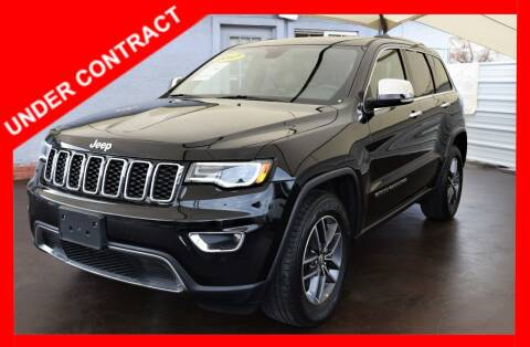 2017 Jeep Grand Cherokee for sale at 1st Class Motors in Phoenix AZ