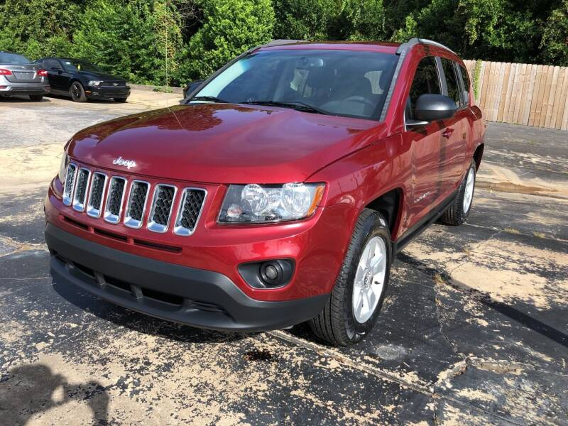 2016 Jeep Compass for sale at Beach Cars in Fort Walton Beach FL