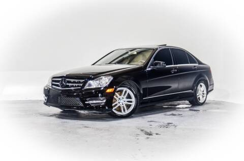 2014 Mercedes-Benz C-Class for sale at CarXoom in Marietta GA