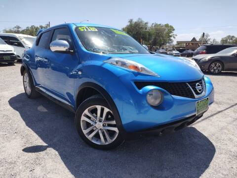 2011 Nissan JUKE for sale at Canyon View Auto Sales in Cedar City UT
