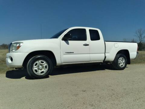 2006 Toyota Tacoma for sale at South Point Auto Sales in Buda TX