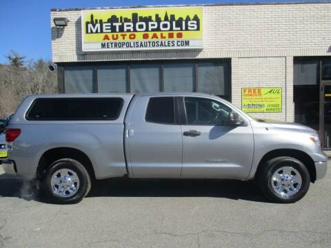 2013 Toyota Tundra for sale at Metropolis Auto Sales in Pelham NH