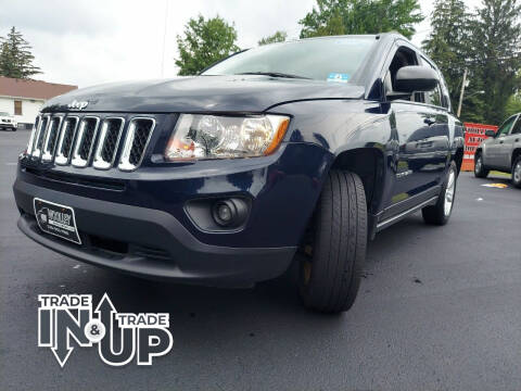 2013 Jeep Compass for sale at Woolley Auto Group LLC in Poland OH