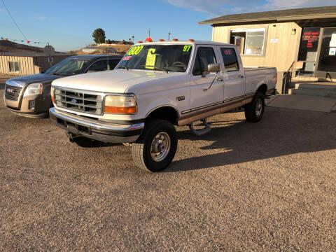 1997 Ford F-250 for sale at Hilltop Motors in Globe AZ