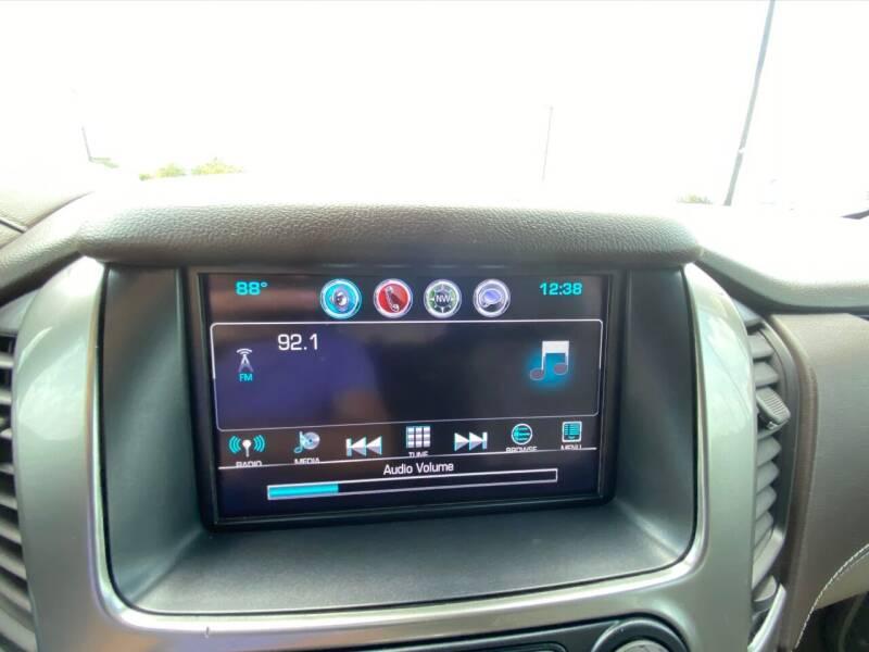 2016 Chevrolet Tahoe 4x2 LTZ 4dr SUV - Houston TX