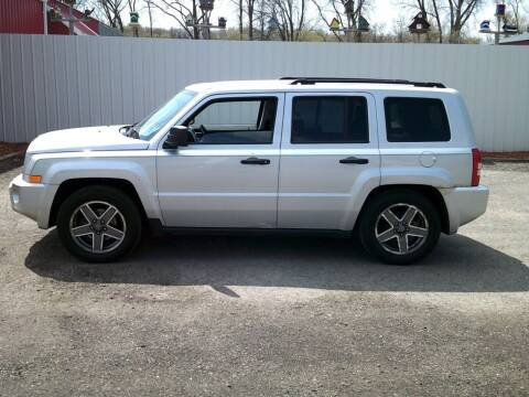 2008 Jeep Patriot for sale at Chaddock Auto Sales in Rochester MN