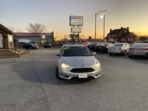 2016 Ford Focus for sale at CARMART Of Dover in Dover DE