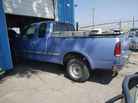 1997 Ford F-150 for sale at PYRAMID MOTORS - Pueblo Lot in Pueblo CO