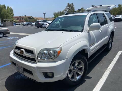 2007 Toyota 4Runner for sale at Coast Auto Motors in Newport Beach CA