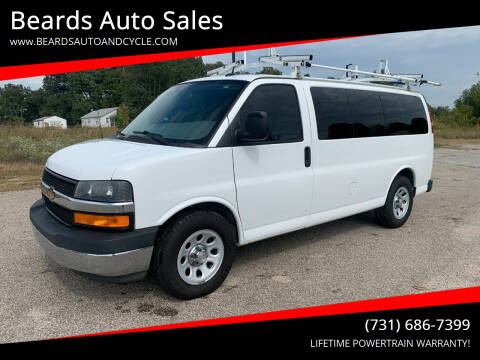 2014 Chevrolet Express Cargo for sale at Beards Auto Sales in Milan TN