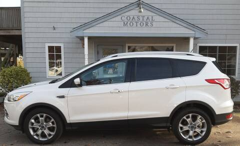 2015 Ford Escape for sale at Coastal Motors in Buzzards Bay MA