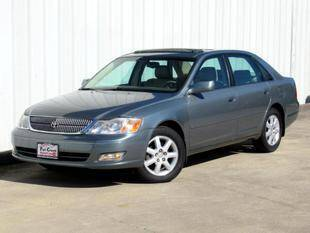 2000 Toyota Avalon for sale at Fall Creek Motor Cars in Humble TX