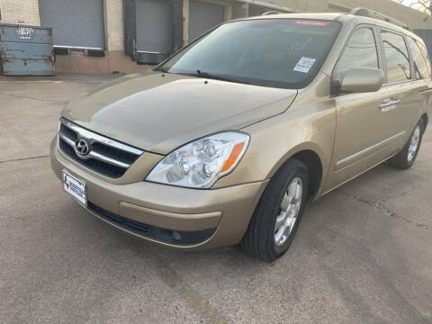 2007 Hyundai Entourage for sale at Dynasty Auto in Dallas TX